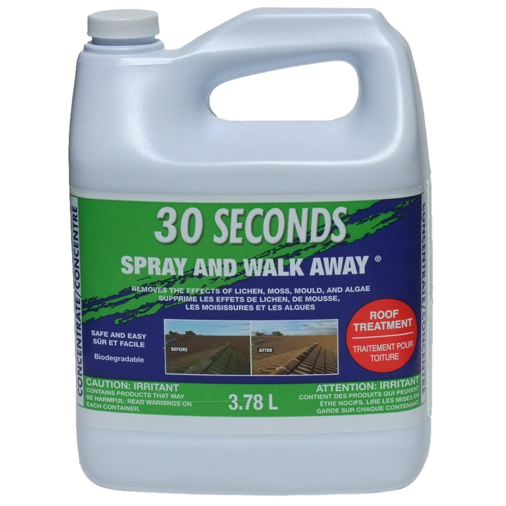 30 Seconds Cleaner Spray Amp Walk Away 30 Seconds Cleaner